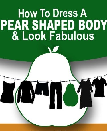 Women's Advice for Pear-Shaped Figure