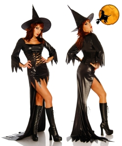 Witch Mama Costume